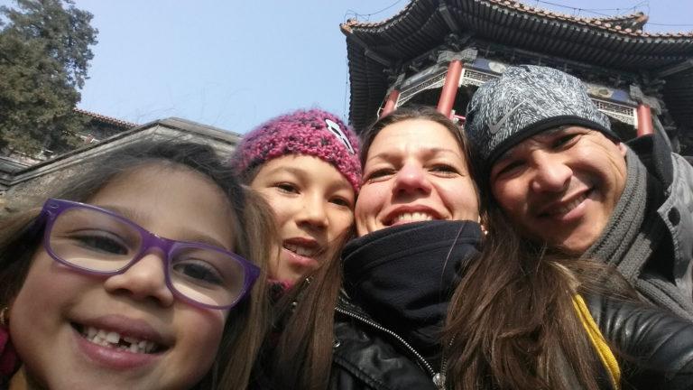 ¡Nĭ Hăo China!