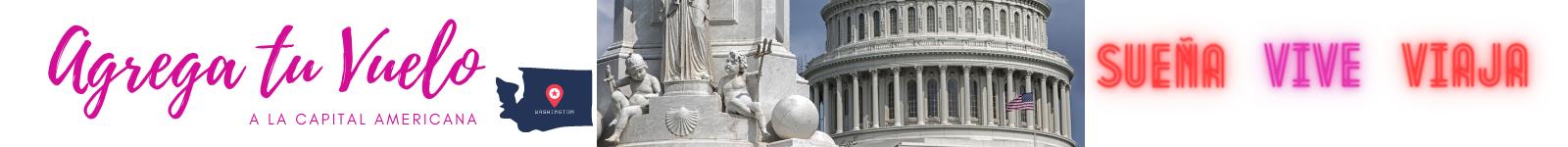 Washington DC Vuelo (1)