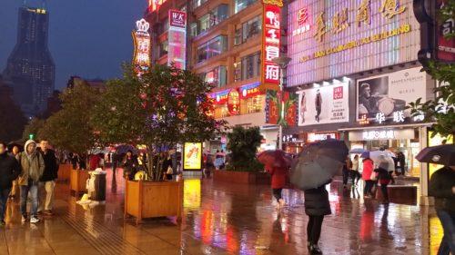 ¿Beijing o Shanghai?